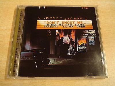 CD / ELTON JOHN - DON'T SHOOT ME I'M ONLY THE PIANO PLAYER