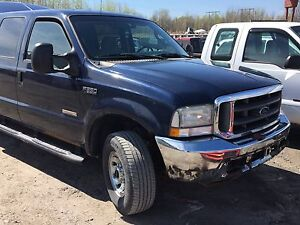 Parting out 2004 Ford f350