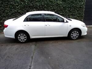 2008 Toyota Corolla ZRE152R ASCENT Automatic Sedan 4dr 1.8L Collingwood Yarra Area Preview