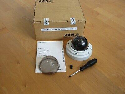 AXIS P3354 6 mm Fixed Dome Netzwerk-Kamera, HDTV 720p, OVP, Top!!!