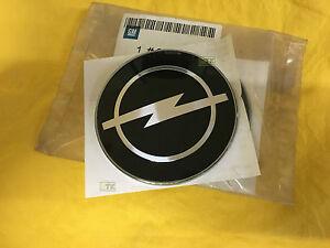 NEU + ORIGINAL Opel Emblem vorne Vectra A Motorhaube Firmenzeichen Logo Zeichen