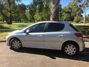 2010 Peugeot 207 Hatchback Tranmere Campbelltown Area Preview