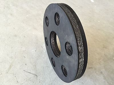 New Flex Coupler Rubber Pad Disc King Kutter 148907
