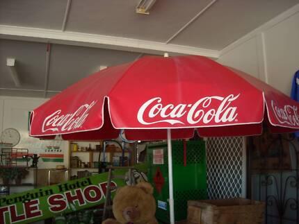 COCA COLA UMBRELLA & coca cola in Tasmania | Gumtree Australia Free Local Classifieds