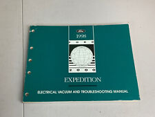 1998 Ford Expedition Electrical Troubleshooting Manual ...