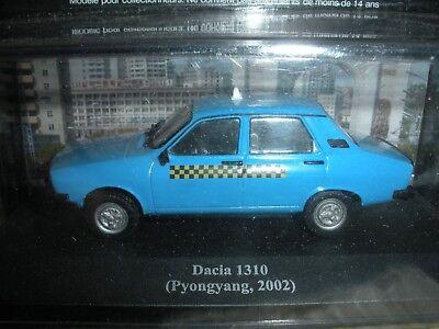 Voiture miniature dacia 1310 1/43 d'occasion  Expédié en Belgium