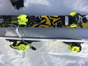 Brand new twin tip skis