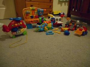 Bulk toys incl Fisher Price GUC Eatons Hill Pine Rivers Area Preview