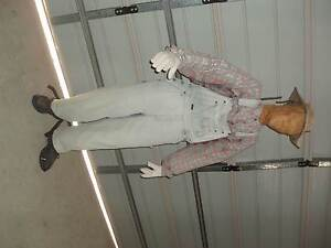 All weather Adult size Scarecrow Bolwarra Maitland Area Preview