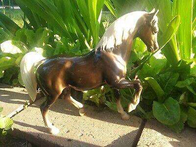 Vintage Breyer Horse Glossy Arabian Stallion Traditional rare