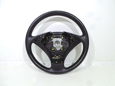 2005 BMW 5 SERIES STEERING WHEEL 6131 6953324 LEATHER MULTIFUNCTION *GENUINE