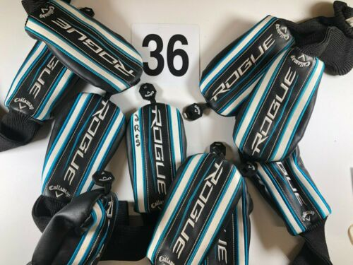 Callaway Rogue Rescue hybrid Head Cover! 2H - 8H! Excellent Deal! Fast shipping!
