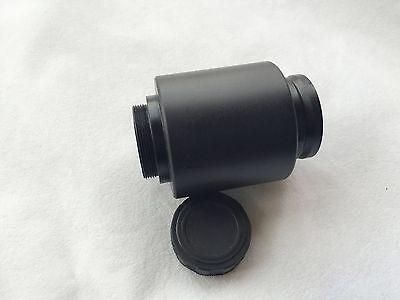 Zeiss Trinocular Microscope Phototube To C-mount Adapter Axiolabprimostar Stem
