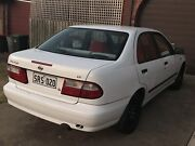 1998 N15 Nissan Pulsar Sedan Manual Air Con Low km's! SWAP OR SELL Christie Downs Morphett Vale Area Preview