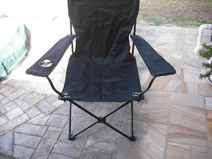 camp arm chair