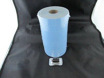 Blue Labels For 1136 Monarch Price Marking Gun 8 Rolls 14000 Labels-