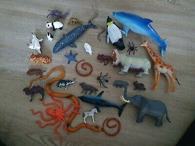 Wilde Tiere Spielzeug 30 Stück