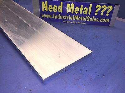 516 X 5 X 12-long 6061 T6511 Aluminum Flat Bar--.312 X 5 6061 Mill Stock