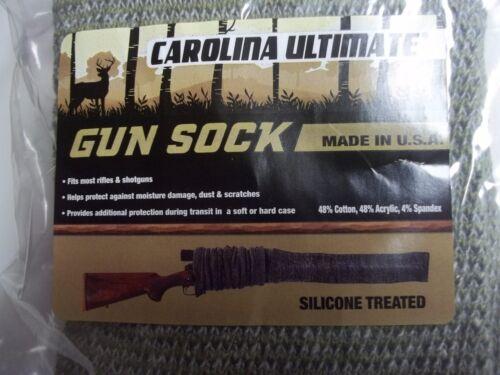 Carolina Ultimate Gun Sock / Cover long w/Silicone *100% AMERICAN MADE* USA