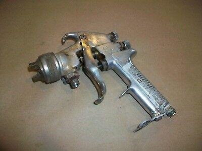 Devilbiss Spray Gun Msv-2k-1 Used