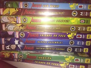 Avengers Dvds brand new sealed Craigieburn Hume Area Preview