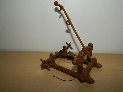"STAR WARS EWOK CATAPULT FOR 3.75"" ACTION FIGURES #A"