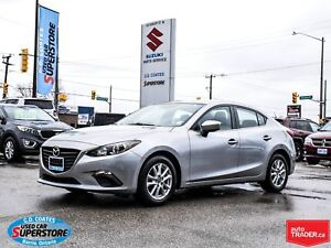 2014 Mazda Mazda3 GS ~SkyActiv Technology ~Backup Cam ~Bluetooth