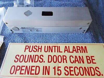 Security Door Controls Sdc 1511sndkvb. Exit Check Delayed Egress Maglock