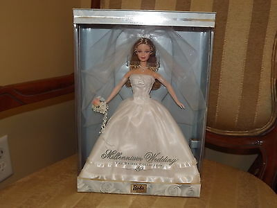 1999 Mattel Millennium Wedding Bride Barbie #27674 NRFB