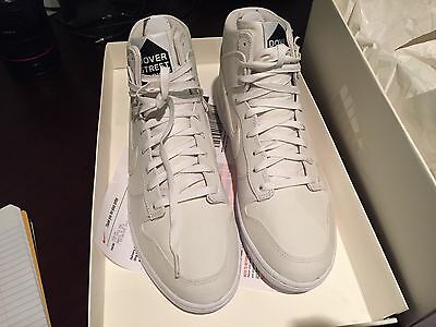 Nikelab X Dsm Dunk High White Size 11 Ds With Ndc Nike Com Receipt Athletic Snea