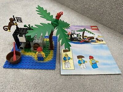 Vintage LEGO Pirate Set 6260 Shipwreck Island #1