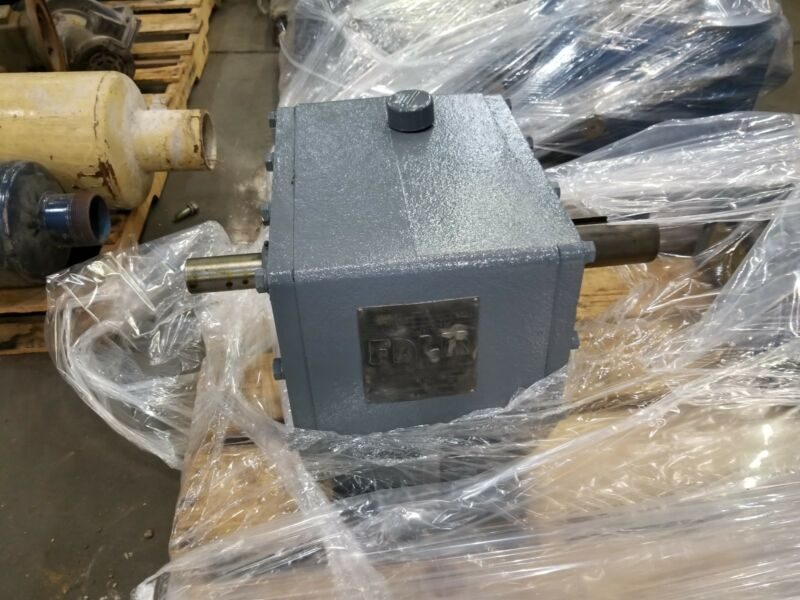 FALK Gearbox Speed Reducer 50FC2M 1750 RPM 30.69 RATIO 8.32 HP
