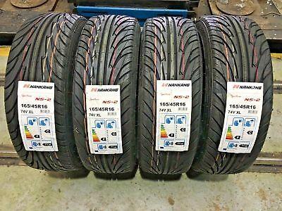 X2 195 45 16 NANKANG NS-2 BRAND NEW TOP QUALITY TYRES 195//45R16 84V XL