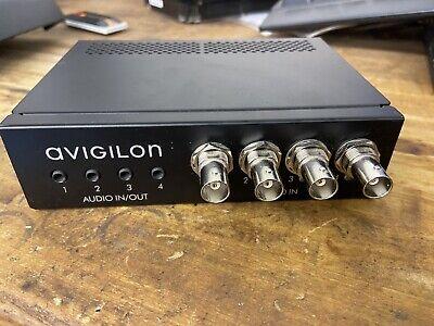 Avigilon Enc-4p-h.264 Video Encoder 2 Cameras H.264 Axis