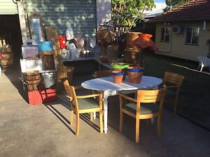 Gould's Great Garage Sale Everton Park Brisbane North West Preview