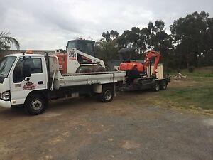 O'Sullivans bobcat and tip truck hire Bendigo Bendigo City Preview