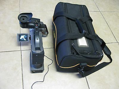 Panasonic AG-DVC7 Mini DV Camcorder- With DV Proline Bag Tested & Working