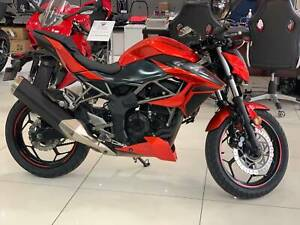 2015 Kawasaki Z250SL Lams Super Naked 250cc Mornington Mornington Peninsula Preview