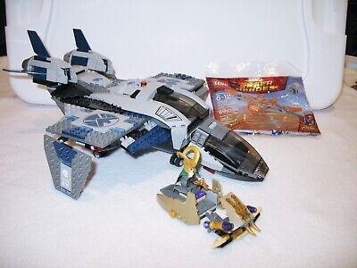 Lego Avengers Quinjet Ariel Battle 6869  (2012) + extra set #30535