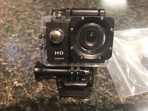 Action Camera 1080 HD. *Like GoPro* Waterproof!