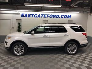 2018 Ford Explorer Limited Executive Unit **COSTCO**