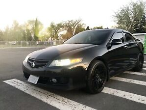 (MANUAL 6spd) 2008 ACURA TSX