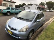 HONDA JAZZ, AUTOMATIC, LOW KLMS,  AIRBAGS,  GREAT CAR, 2002, 12 MTH  Adamstown Newcastle Area Preview