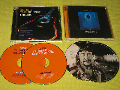 Chris Rea Still So Far To Go The Best Of & Dancing Down The Stony Road 2 Albums (Best Christmas Music To Dance To)