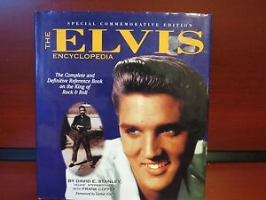 The Elvis Encyclopedia Hardcover