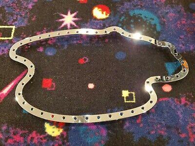 IGT Slot Twilight Zone Pinball Topper Chrome Frame
