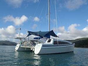 Crowther 10 Sailing Catamaran Yacht Airlie Beach Whitsundays Area Preview
