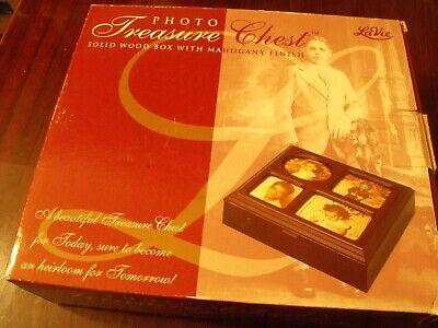 LaVie Photo Treasure Chest NIB - Treasure Chest Photo