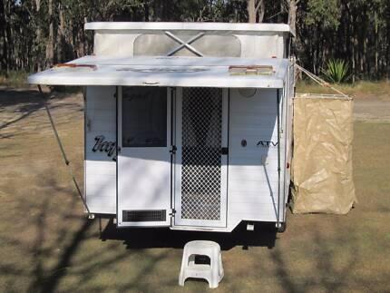 "INFINITY Caravan "" All Tarrain Vehical"" Mangrove Mountain Gosford Area Preview"