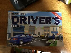 Official MTO drivers hand book